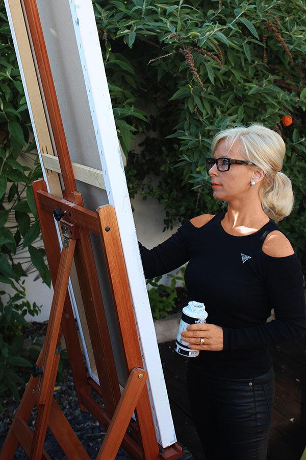 artist Regina Rogers Fallon