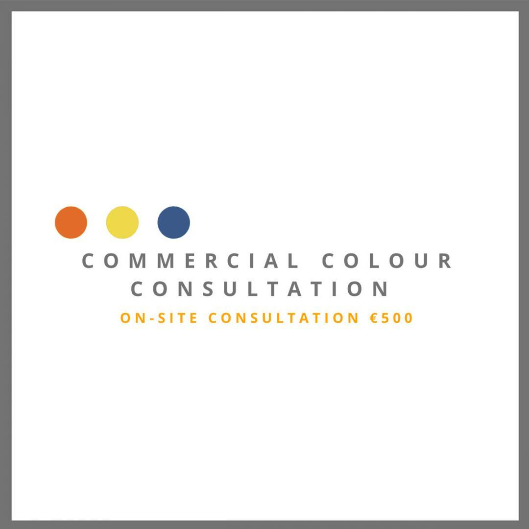 Commercial Colour Consultancy Dublin